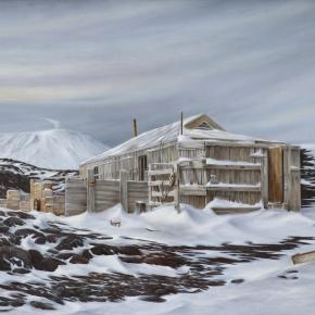 Shackleton's Nimrod hut